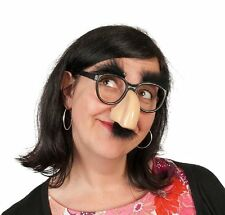 Big Nose Eyeglasses Fancy Cosplay Disguise Moustache Glasses Halloween Party
