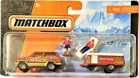 Matchbox - Hitch 'N Haul Mission: Vacation Day Set (BBCDL29)