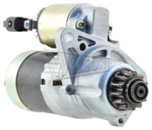 Remanufactured Starter  Wilson  91-27-3329