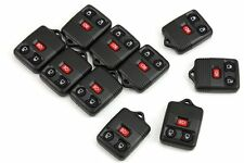 10Pcs Keyless Entry Remote Control Key Clicker Transmitter Replacement For Ford