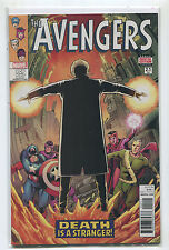 The Avengers #2.1 Nm Death Is A Stranger Marvel Comics Md11