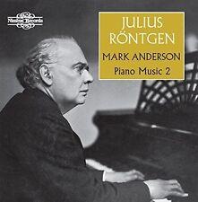 Rontgen / Mark Anderson - Piano Music 2 [New CD]