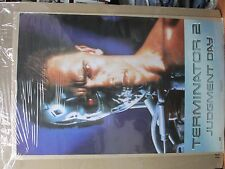 Vintage Movie poster The Terminator Judgement Day 1991 12119
