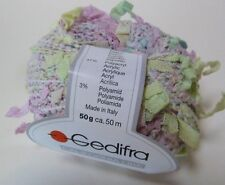 Gedifra - California Like #4379 Green,Pink,Lavender  Bulky Cotton w/Flags