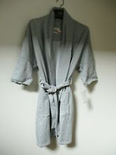 UGG ALINE Cozy Shawl Collar Robe SEAL HEATHER (Grey) Size: Large NWT $110 MSRP