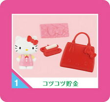 Re-ment Miniature Sanrio Hello Kitty Office Lady OL Life Stationery rement #01