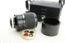 Sigma mirror tele 600mm f/8, f. Canon FD, GUT