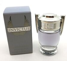 Invictus for Men by Paco Rabanne Eau de Toilette Mini Splash 0.17 oz New in Box
