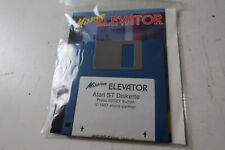 Mission Elevator A Game for the Atari ST Computer tested & working