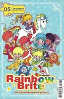 Rainbow Brite #4 Cover B Classic Variant Dynamite Comic 1st Print 2019