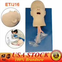 Teaching Model Intubation Manikin Child Model Airway Management Oral Nasal Train
