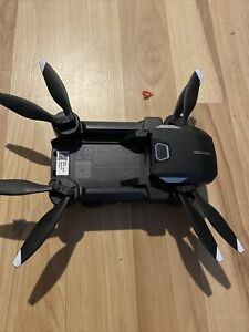 USED Yuneec Mantis Q 4K Foldable Drone YUNMQUS  And Controller - (SEE PICTURES)