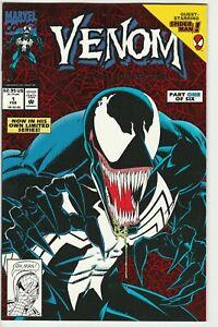 VENOM Lethal Protector #1-6 SET (1993) Red Foil 1 2 3 4 5 6 NM [MARVEL Comics]