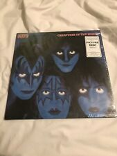 Kiss Creatures Of The Night Picture Disc Sealed Lp Rare Gatefold 1995 Hype