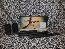 Pilates 12 lb Weight Stick Strength Training Toning Exercise Martial Arts USED