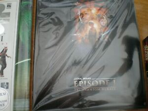 Star Wars Episode 1 Limited Edition Collectors box