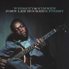 JOHN LEE HOOKER - WHISKEY AND WIMMEN (LP)   VINYL LP NEUF