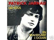 Vinyles singles chanson française