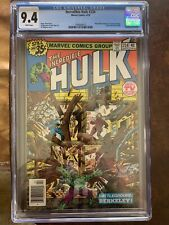 incredible hulk 234 cgc 9.4 White Pages