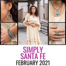 Paparazzi Fashion Fix February 2021- Simply Santa Fe
