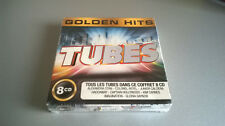 CD GOLDEN HITS TUBES : COMPIL (8 CD)