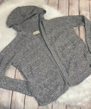 Great Used Hollister Gray Cardigan Size XS/S
