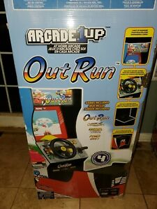 SEGA OutRun Arcade Cabinet Machine - Arcade1up Out Run - In Hand Factory Sealed