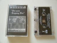 1BURZUM1 DET SOM ENGANG VAR CASSETTE TAPE MORBID NOIZZ 1995 VARG BLACK METAL