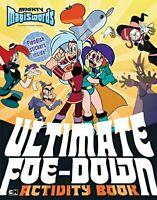 NEW - Ultimate Foe-down Activity Book (Mighty Magiswords)