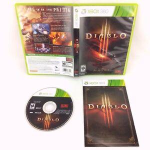 Microsoft Xbox 360 Blizzard Diablo III