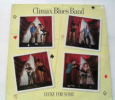 CLIMAX BLUES BAND...LUCKY FOR SOME....LP