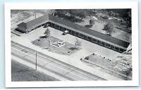 Town Motel US 30 Absecon NJ New Jersey Vintage Postcard D67