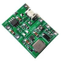 USB Lithium 3.7V Battery Charging Module 4.2V Boost Step Up 5V 9V 12V 24V_frfw