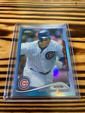 2014 Topps Chrome Anthony Rizzo Refractor Chicago Cubs /199