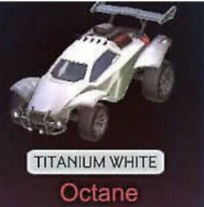 PS4 Titanium White Octane