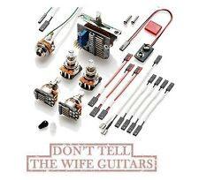 EMG Solderless Active Conversion Wiring Kit For 3 Pickups w/ Switch & 4 Pots