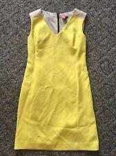Ann Taylor Poly/Rayon/spandex Work Dress Size 2