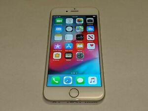 Apple iPhone 6 A1549 64GB White/Silver iOS Touchscreen Smartphone/Cell Phone