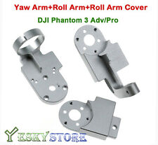 DJI Phantom 3 Gimbal Repair Yaw Arm+ Roll Arm+ Roll Cover Replacement Pro & Adv