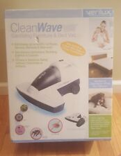 Verilux Clean Wave VH07WW1 UV-C Light Sanitizing Furniture Bed Vacuum