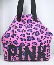 Victoria's Secret PINK Leopard Print Tote Bag