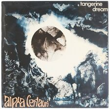 Alpha Centauri  Tangerine Dream Vinyl Record