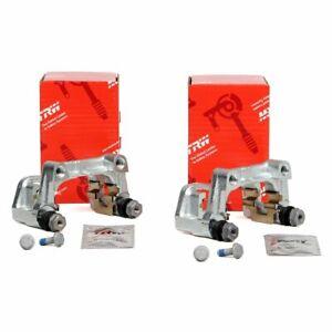 2x TRW BDA575 Halter Bremssattel für OPEL ASTRA G MERIVA A ZAFIRA A hinten