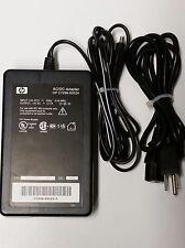 Genuine / OEM HP AC/DC Adapter HP C7296-60024 w Power cordPRE-OWNED