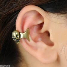 Alloy Cuff Clip - On Costume Earrings