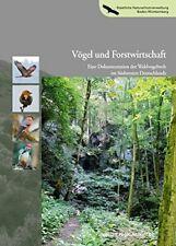 Buch Vögel und Forstwirtschaft Verlag Regionalkultur