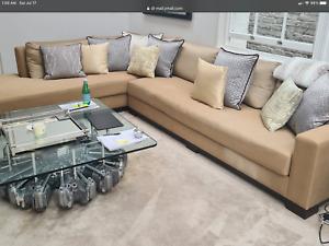 Christian liaigre sofa/sectional sofa/0cean sofa