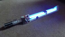 Rey/Luke Blue Lightsaber Star Wars Disney Ultimate Fx style Lights & Sounds NEW