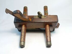 A Plough plane By John Green with Boxwood rules in arms