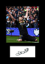 FRANK LAMPARD #1 Signed Photo Print A5 Mounted Photo Print - FREE DELIVERY